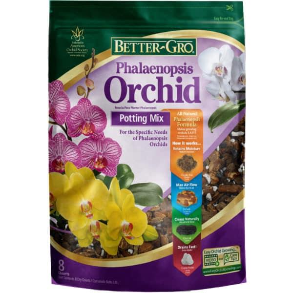 Грунт для орхидеи.